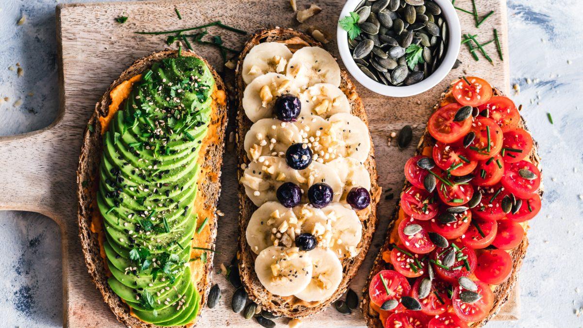 Vegetarisch oder Vegan Leben