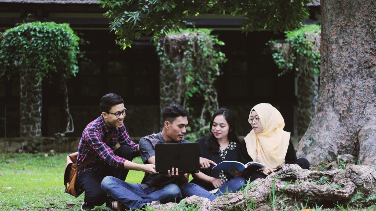 Was ist typisch Student?