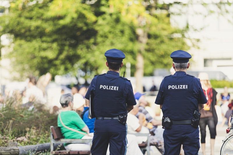 Challenge 9: Warum passt du zur Polizei?