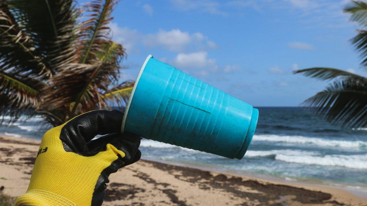 Plastik in Ozeanen