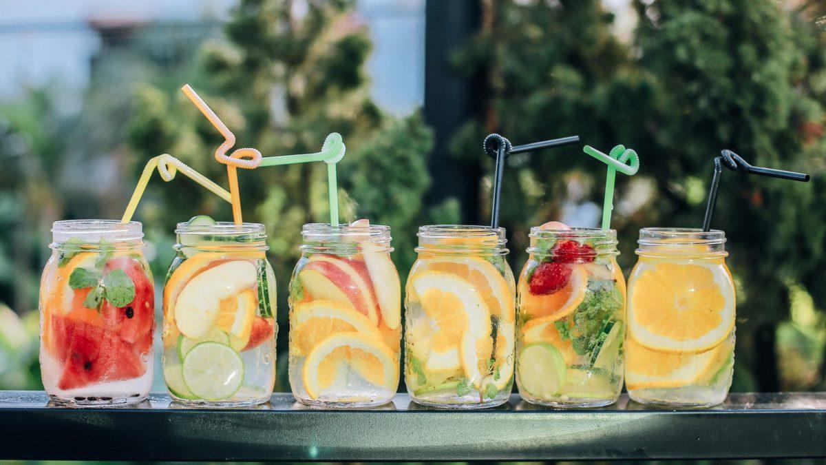 Best of Sommer Limonaden