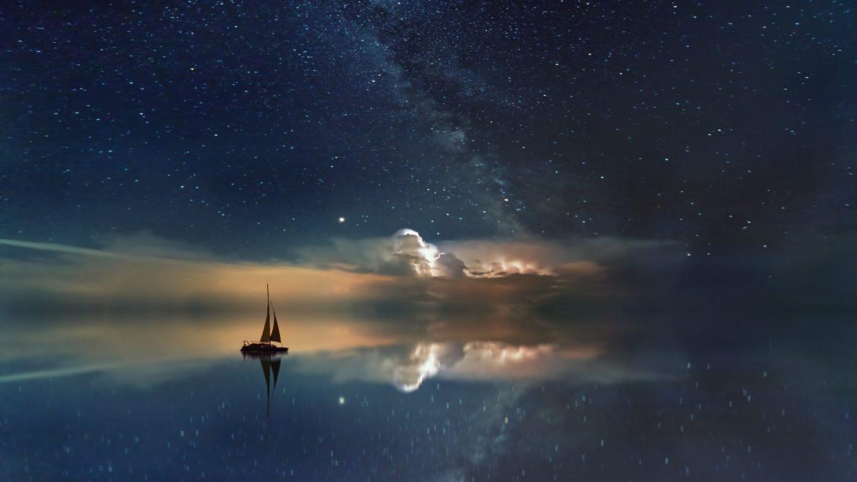 Sterne als Orientierungshilfe