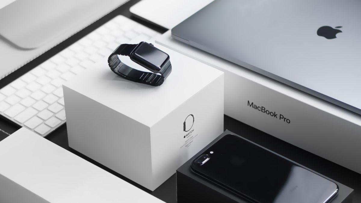 Entstehung von Apple