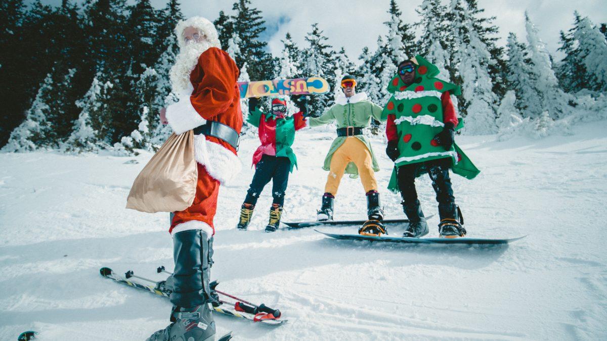 Top 3 – Außergewöhnliche Wintersportarten